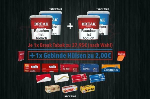 BREAK Angebotspaket #2