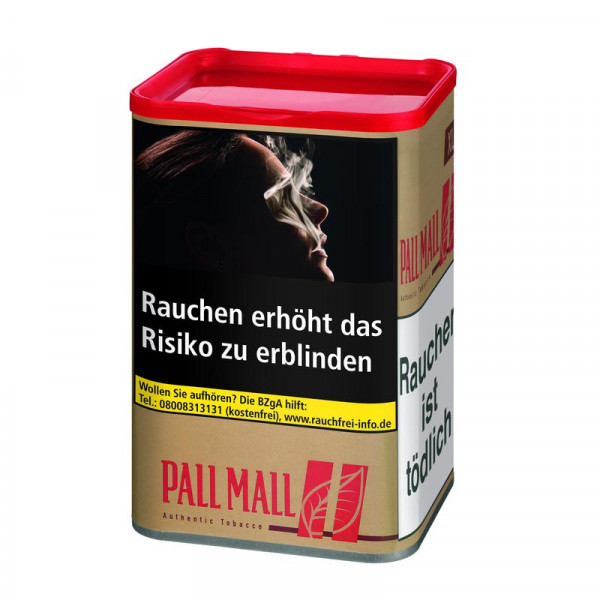 Pall Mall Authentic Red XL Dose
