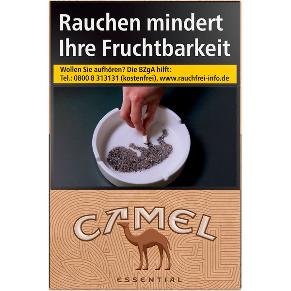 Camel Essential Flavor Filter