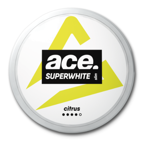 ACE Citrus Superwhite Slim