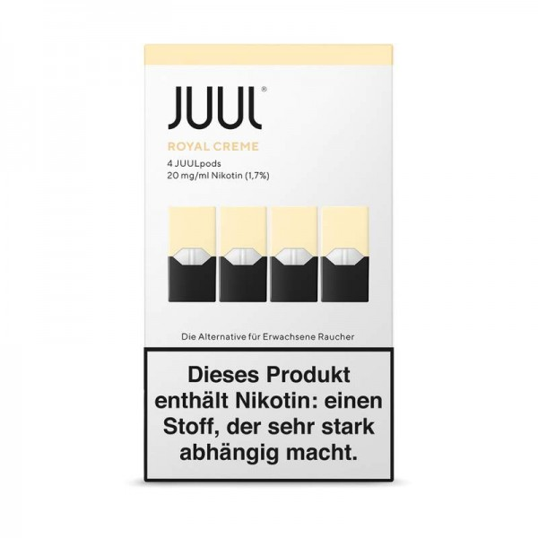 JUUL Pods Royal Creme