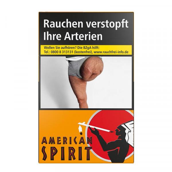 American Spirit Orange Zigaretten