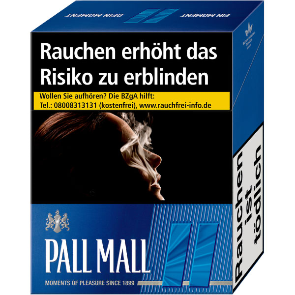 Pall Mall Blue Giga